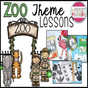 zoo-theme-lessons