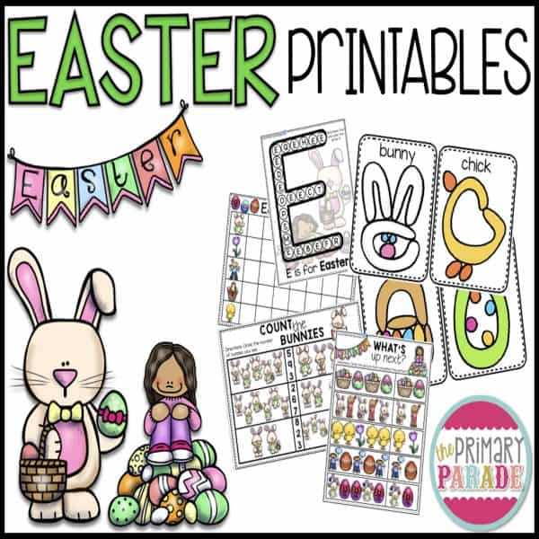 preschool-easter-worksheets