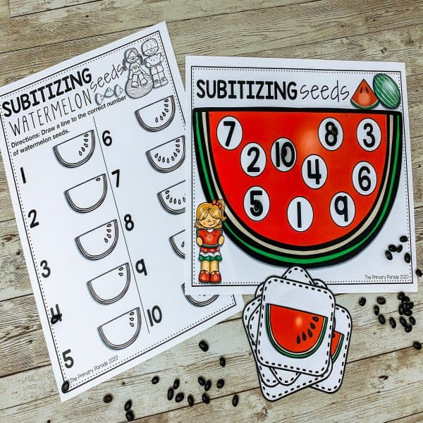 kindergarten-subitizing-activity