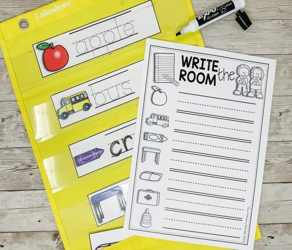 kindergarten-write-the-room-activity