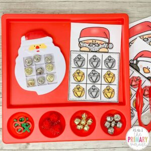 free Christmas games with Tic Tac Toe