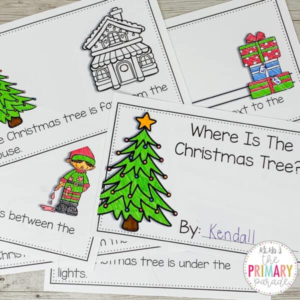 preposition activity for preschool