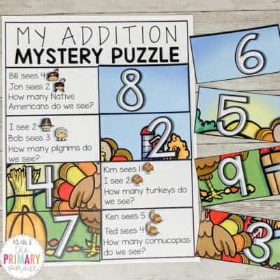 teach addition with these kindergarten and preschool math activities