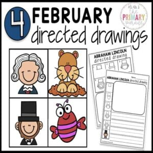 February directed drawings