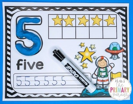 free space activities and printables for kids
