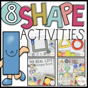 teach your toddler shapes with these easy shape activities and printables