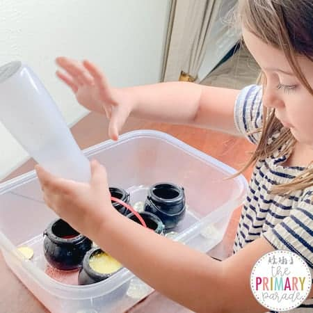st patricks day science experiments for kids
