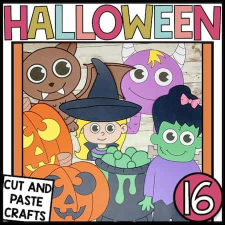 Halloween crafts for kids to make this fall