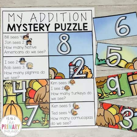 Fun addition activities for kids