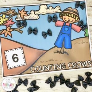 scarecrow activity for kids